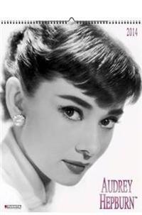 Audrey Hepburn 2014. Decor Calendar