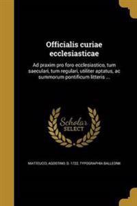 LAT-OFFICIALIS CURIAE ECCLESIA
