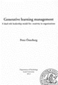 Generative learning management