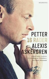 16 rader - Petter Alexis Askergren pdf epub
