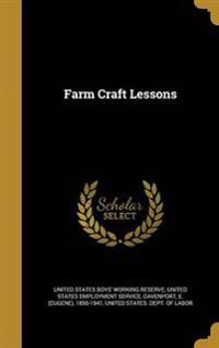 FARM CRAFT LESSONS