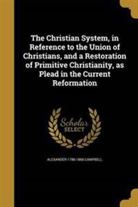 CHRISTIAN SYSTEM IN REF TO THE