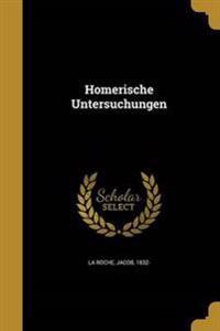 GER-HOMERISCHE UNTERSUCHUNGEN