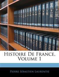 Histoire de France, Volume 1
