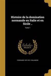 FRE-HISTOIRE DE LA DOMINATION