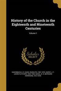 HIST OF THE CHURCH IN THE 18TH