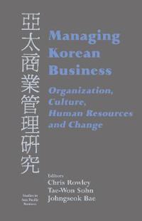 Managing Korean Business