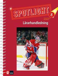 Spotlight 8 Lärarhandledning