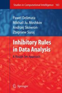Inhibitory Rules in Data Analysis