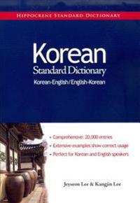 Korean-English / English-Korean Standard Dictionary