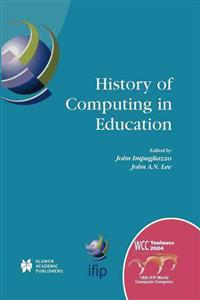 History of Computing in Education