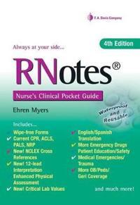 Rnotes?: Nurse's Clinical Pocket Guide