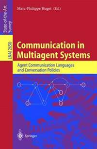 Communication in Multiagent Systems