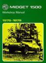 MG Midget 1500cc 1975-1979