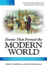 Events That Formed the Modern World [5 volumes]