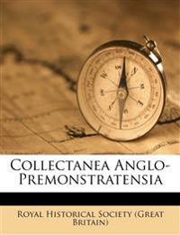 Collectanea Anglo-Premonstratensia (, Volume 10