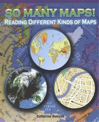 So Many Maps! Reading Different Kinds of Maps