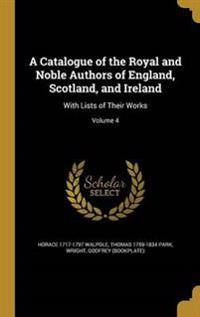 CATALOGUE OF THE ROYAL & NOBLE