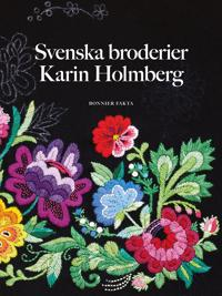 Svenska broderier - Karin Holmberg pdf epub