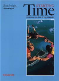 Starting Time : engelska för år 6. Övningsboken
