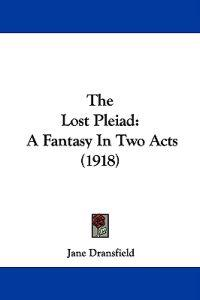 The Lost Pleiad