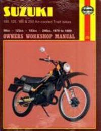 Suzuki Trail Bikes Owners Workshop Manual