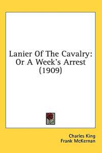 Lanier Of The Cavalry