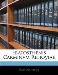 Eratosthenis Carminvm Reliqviae