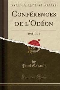 Conférences de l'Odéon