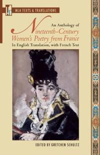 An Anthology of Nineteenth-century Women's Poetry from France