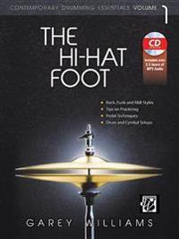 The Hi-Hat Foot: Book & MP3 CD