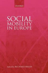 Social Mobility In Europe