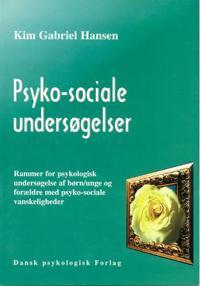 Psyko-sociale undersøgelser