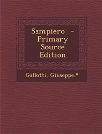 Sampiero - Primary Source Edition