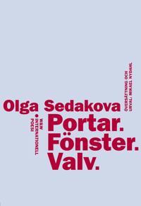 Portar, fönster, valv : internationell poesi