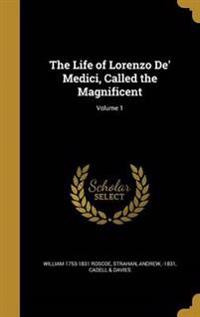LIFE OF LORENZO DE MEDICI CALL