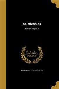 ST NICHOLAS VOLUME 48 PART 1