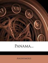 Panama...