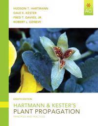 Hartmann and Kester's Plant Propagation