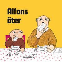 Alfons äter