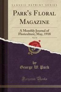 Park's Floral Magazine, Vol. 54