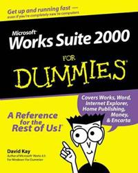 Works Suite 2000 For Dummies