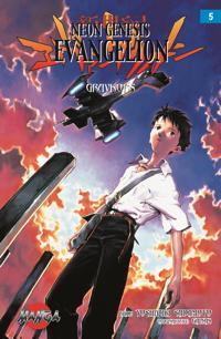 Neon Genesis Evangelion 05 : Gravkors