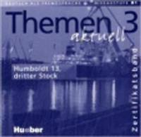 Themen aktuell 3 Zertifikatsband CD