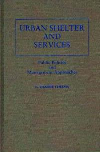 Urban Shelter and Services