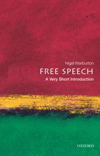 Free Speech: A Very Short Introduction