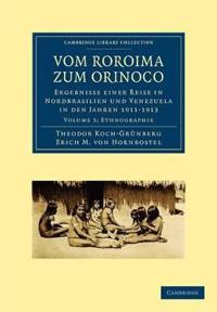 Vom Roroima zum Orinoco