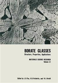 Borate Glasses