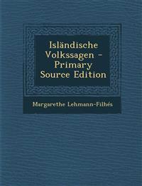 Islandische Volkssagen - Primary Source Edition