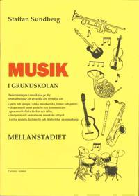 Musik i grundskolan, mellanstadiet